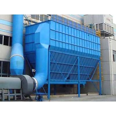 北京中河制造的钢厂转炉布袋除尘器安全可靠