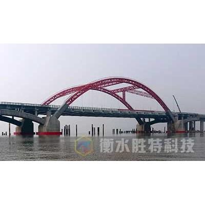 自浮式钢覆式复合材料桥梁防撞设施 桥梁防撞护舷