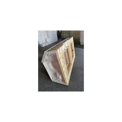六角护坡模具-水泥人字形护坡模具