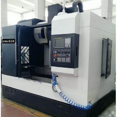 cnc数控机床vmc650加工中心山东金雕高速高精度