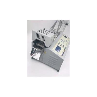 供应帽绳切带机价格 金银葱带直切机 全自动平纹带熔切机