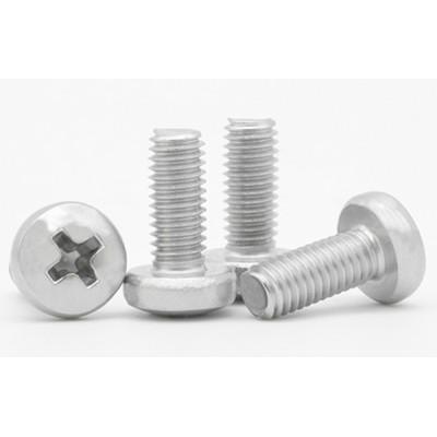 专业很重要,不锈钢十字螺丝还是专业厂家的好-钛鑫精密