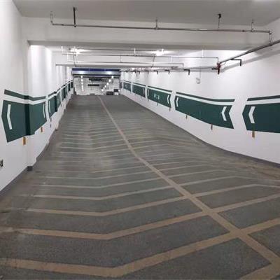 引导系统人行道闸环氧防滑地坪减速带智能停车管理智能门禁
