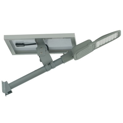 集益光能太阳能路灯家用庭院灯太阳能LED感应式庭院灯