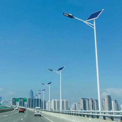 太阳能路灯新农村免布线免插电款式齐全集益光能