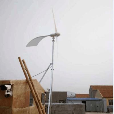 低价小型永磁风力发电机家用风力发电机离网使用更方便