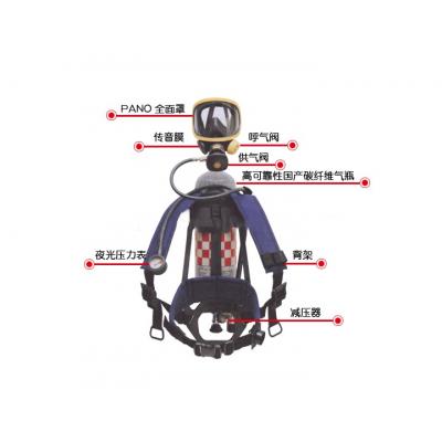 霍尼韦尔消防正压式c900空气呼吸器现货全国供应
