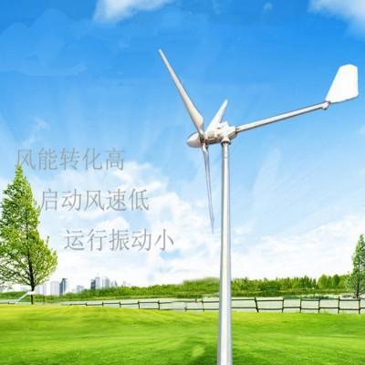 小型家用风力发电机照明冰箱供电电源离网使用永磁风力发电机