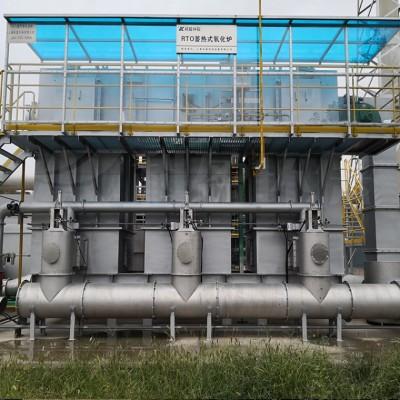 有机废气除臭环保设备制造商