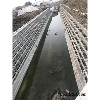 生态阶梯护坡护岸模具-预制阶梯式护坡模具