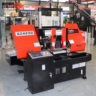 鲁班实力制造 数控GZ4230卧式锯床 方便快捷