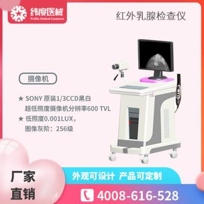 乳腺红外线仪器检查有哪些特点?