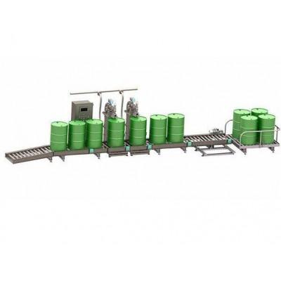 江苏塑料大桶灌装机