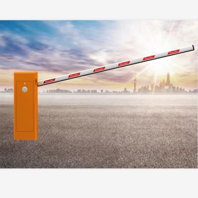 小区停车场管理抬杆设备 红门直杆道闸AG2安装厂家
