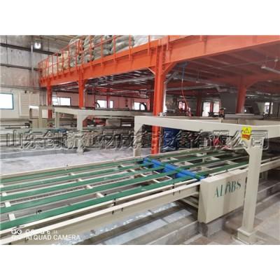 匀质聚苯板生产线-匀质板生产线厂家报价