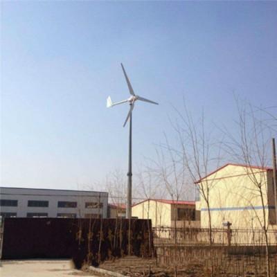 晟成小型风电设备3级风发电微型风力发电机安装地域广