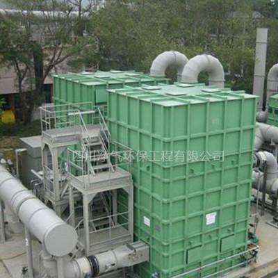 VOCs有机废气高能磁化热分解(MTO)技术