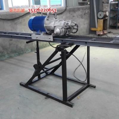 探水钻机-KHYD155岩石电钻使用特点