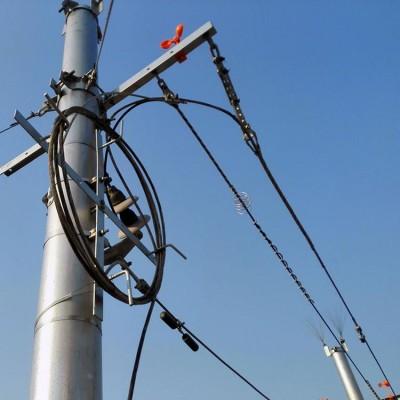 内盘式余缆架 杆用余缆架 盘式余缆架 光缆配件余缆架