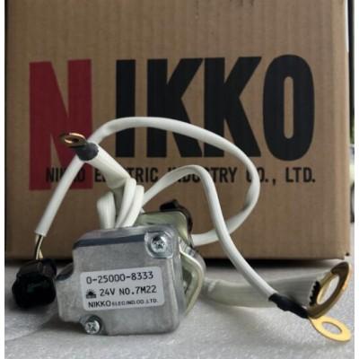 0-25000-8333原装日兴NIKKO启动继电器