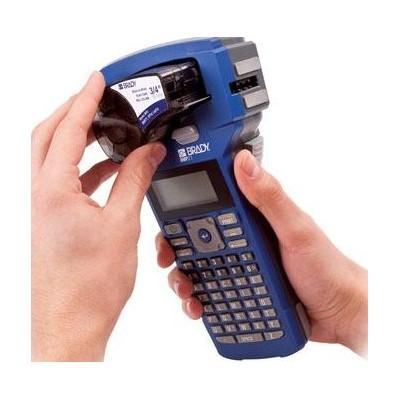 广州打印机贝迪bmp21手持式标签打印机
