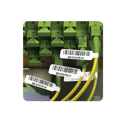 广州耗材标签贝迪光纤标签