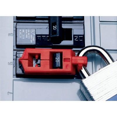 广州锁具贝迪120V卡扣式断路器锁