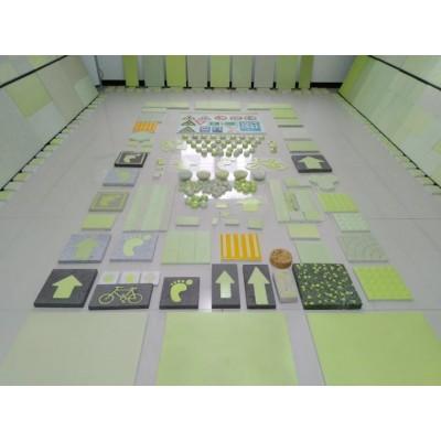 无机高亮度蓄光陶瓷-纳米稀土发光材料-硅酸盐蓄光发光材料