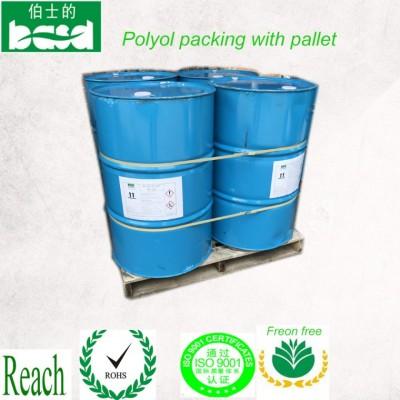 冰箱发泡环戊烷HFC-245fa三元体系组合料聚醚多元醇