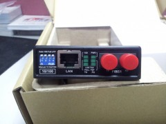 CTC FMC-10/100-FC020 百兆单模收发器