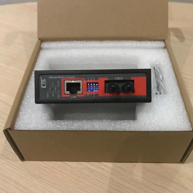 IMC-100C-E-ST030 CTC工业级光收发器