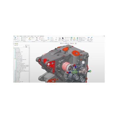 台州机械3DCAD软件正版creo代理商